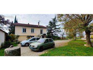 Grande maison à Villeréal