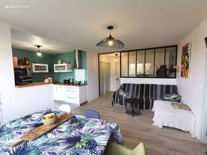 Appartement 2 pièces meublé de 48m² à Dax