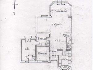 Maison à vendre - 8 pièces/180m2 - Le Chesnay