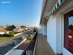 Appartement de 66m2 type 3 Pièces avec Balcon/Terrasse - St Georges de Didonne