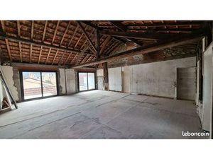 Grand plateau 150 m2 T7 ou Loft