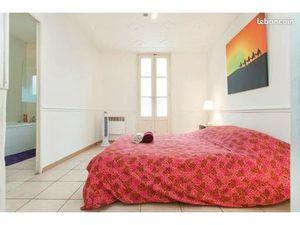 Appartement ensoleillé 40m2