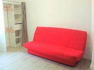 Studio meublé refait à neuf proche rue Jean Jaurès