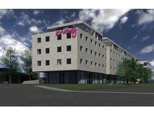 Superbes studios/lofts dans nouveau complexe hôtelier à Sion