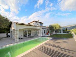 Maison à vendre Drap 6 pièces 258 m2 Alpes Maritimes (06340)