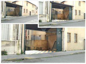 Garage box fermé 24m2 en sous-sol sécurisé très proche Quartier Toulouse Matabiau (31200)