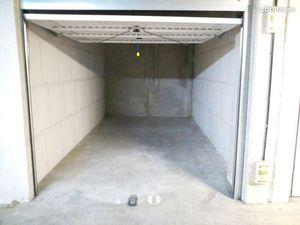 Garage boxé