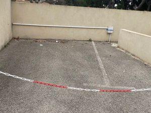 Place parking sécurisée voiture ou bateau