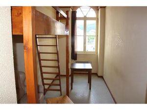 appartement 1 pièce 17 m² Besançon (25000)