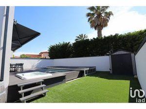 Vente maison (garage  terrasse  piscine  cave  bureau  suite parentale) Saint Estève