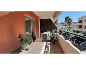 Appartement à vendre Ciotat 3 pièces 66 m2 Bouches du Rhone (13600)