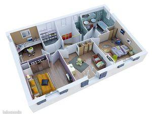 Villa 5 pièces 135 m²