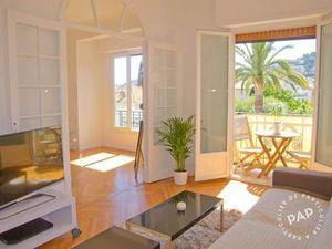 Location meublée appartement 2 pièces 48 m² Nice (06000) - 1.090 €