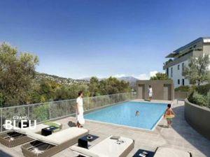 Appartement à vendre Nice RIMIEZ 2 pièces 37 m2 Alpes Maritimes (06000)