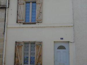 Maison 3 pièces - 70m² - FAUGUEROLLES