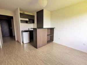 Appartement à vendre Toulouse 1 pièce 21 m2 Haute garonne (31400)