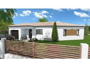 Maison à vendre Roques 4 pièces 95 m2 Haute garonne (31120)