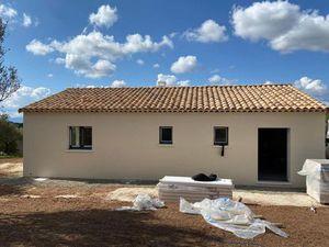 Vente maison (plain-pied  wc séparé) Carnoules