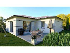 Maison à vendre Burgaud 5 pièces 105 m2 Haute garonne (31330)