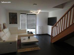 Duplex 3 pièces 54 m²