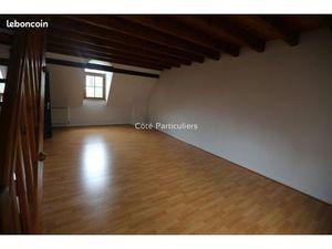 Duplex 3 pièces 84 m²