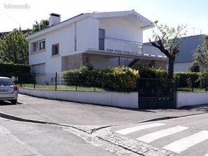 Villa côté pavee