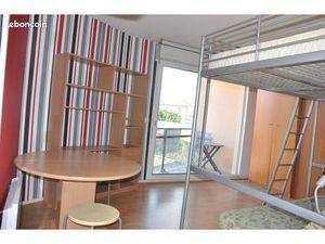 Appartement T1 Balma centre 470 euros CC