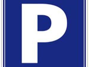 Place de parking exterieur