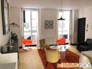 Appartement à vendre Bordeaux 2 pièces 46 m2 Gironde (33000)