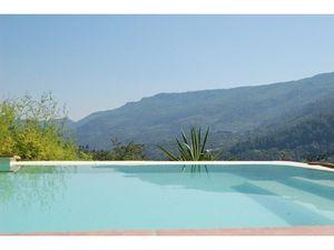 Côte d'Azur - Alpes-Maritimes: nog geen half uur boven bruisende Nice gelegen gezellige  r