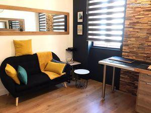 Duplex inverse meublé - Quartier Chalets