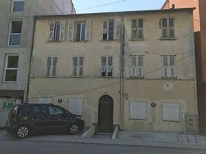 Vente appartement 2 pièces (dernier étage  traversant) Nice