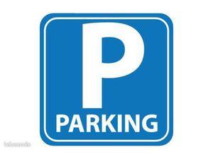 Rue de France  Parking à louer résidence sécurisée centre Nice