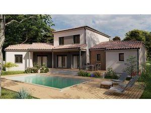 Vente maison (garage  terrasse  lumineux  cellier  dressing  pompe à chaleur) Castelnau d'