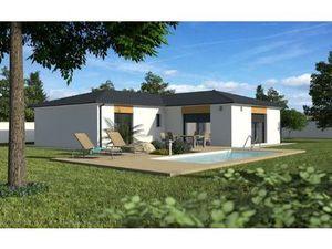 Vente maison (garage  au calme) Campugnan
