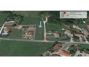 Rieux de Pelleport terrain 1268M2  8KM de Pamiers 1H de Toulouse