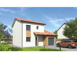 Vente maison (garage  double vitrage  volets roulants) Castelnau d'Estrétefonds