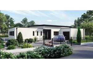 Vente maison (terrasse  bureau  cuisine ouverte  cellier  dressing  suite parentale) Labas