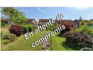 Vente maison 4 pièces 63 83 m2