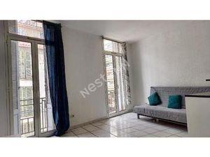 Appartement à vendre Toulon 1 pièce 28 m2 Var (83000)