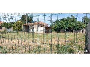 Terrain 500 m² Bernis
