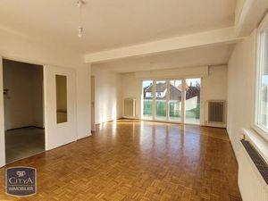 Location appartement Illkirch-Graffenstaden (67400) 4 pièces 122.93m²  1 130€ - Réf : GES2