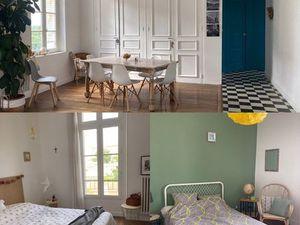 Appartement 104m2 - face parc Jouvet - place de parking