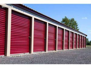 Location box garage entrepôt gardiennage camping car bateau stockage meuble
