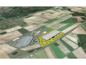 Location Entrepôt 30 000 m² - Amiens (80000)