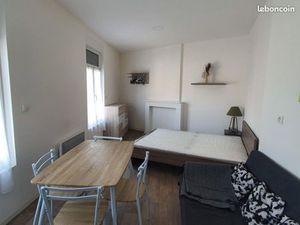 Studio 1 pièce 24 m²