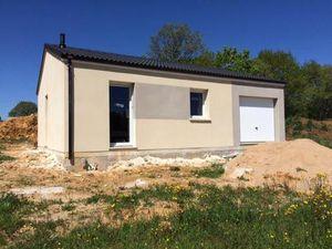 maison 4 pièces 76 m² Les Églisottes-Et-Chalaures (33230)