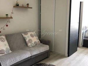 appartement 1 pièce 15 m² Nice (06000)
