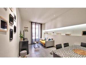 Vente appartement 3 pièces 65m2 Nice 06000 - 238000 € - Surface Privée