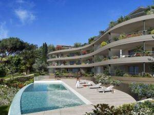 Appartement t5 neuf programme LE DOMAINE DE SPAGNOL à Nice (06000) - 94207